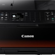 Canon Pixma MX925 All-in-One Multifunktionsgerät (Drucker, Scanner, Kopierer und Fax, USB, WLAN, LAN, Apple AirPrint) schwarz