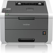 Brother HL3142CW LED-Laserdrucker (2400x600dpi, WiFi, USB) weiß/grau